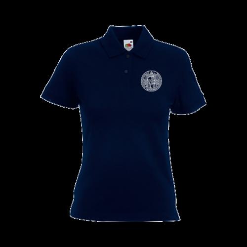 06095d303f4dae Damen Langarm-Shirt mit original Schriftzug der Universität Rostock ...