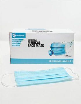 Medizinische Maske
